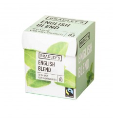 Bradley's Favourites FT English Blend, tray à 60 zakjes