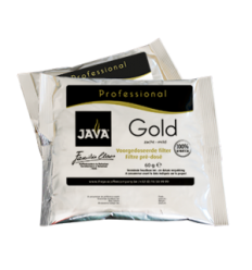 Java Koffiepouches Gold, 48x60gram
