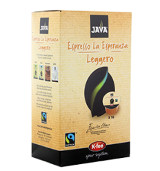 Java Capsule Leggero, Fairtrade, 16stuks